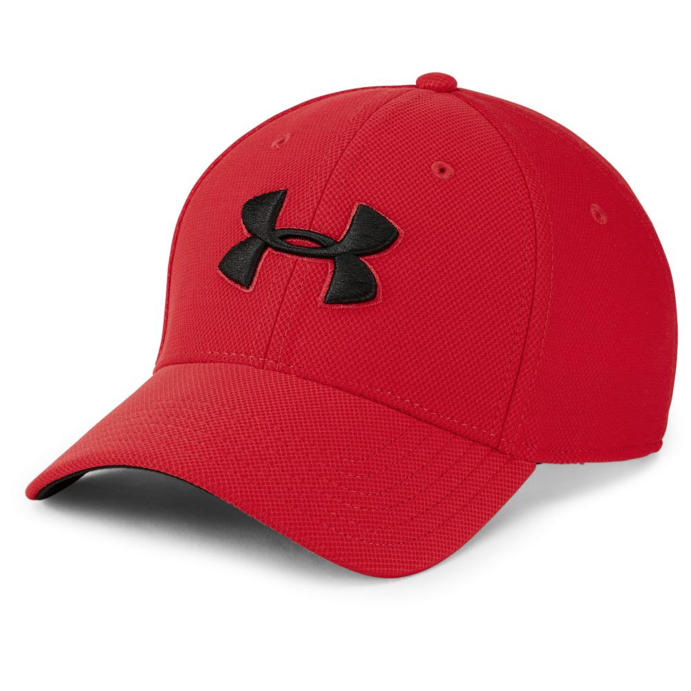 Šiltovky Under Armour  Men's Blitzing 3.0 Cap-RED