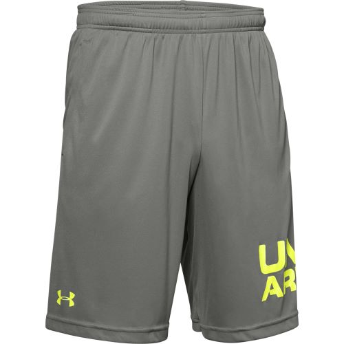 Kraťasy Under Armour   Tech Wordmark Shorts-GRN