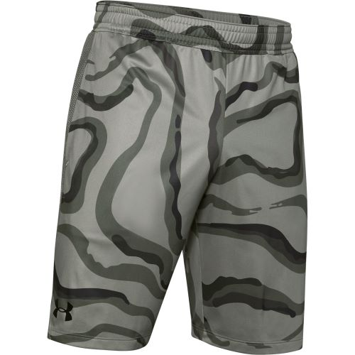 Kraťasy Under Armour  MK1 Printed Shorts-GRN