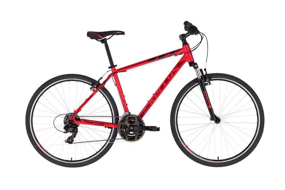 KELLYS 2020 Cliff 10 Red 28""