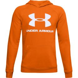 Mikina Under Armour  Rival Logo Hoodie-ORG