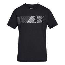 Tričko Under Armour   FAST LEFT CHEST 2.0 SS-BLK