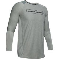 Tričko Under Armour  MK1 Graphic LS-GRN