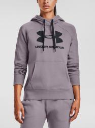 Mikina Under Armour Rival Fleece Logo Hoodie-PPL