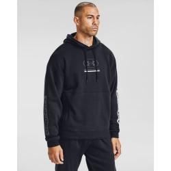Mikina Under Armour Pack Hoodie blk