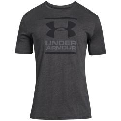 Tričko Under Armour GL Foundation SS grey