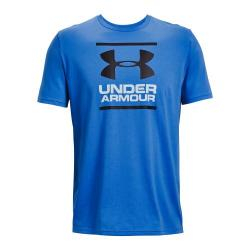 Tričko Under Armour GL Foundation SS blue