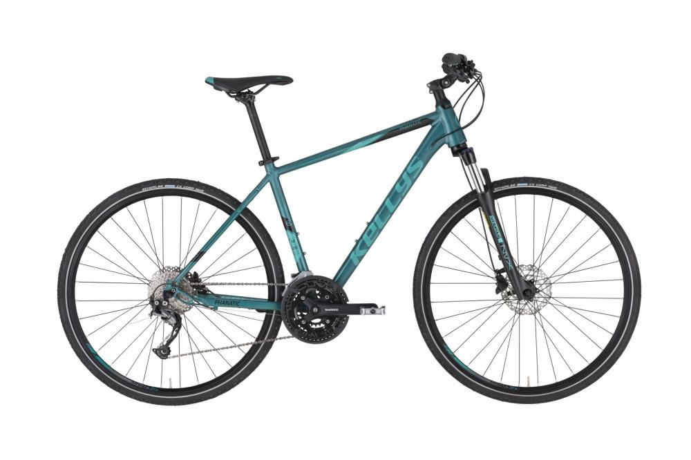 KELLYS 2021 Phanatic 30 Teal 28""